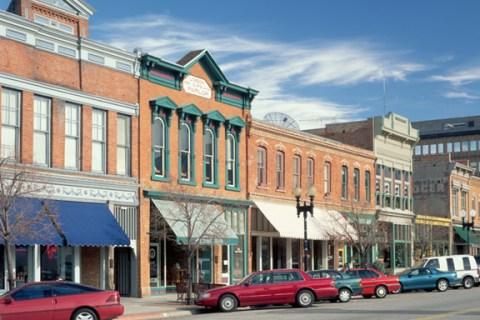 Historic Buildings of Ogden's 25th Street