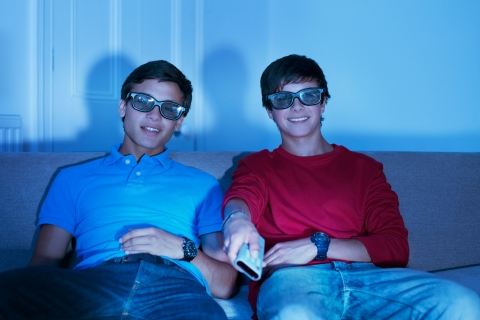 How much would you pay for 3-D TV?