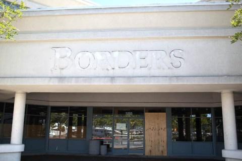 Borders Bookstore