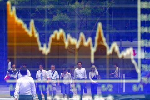Japan World Markets Dollar