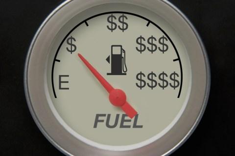 Gasoline, fuel costs