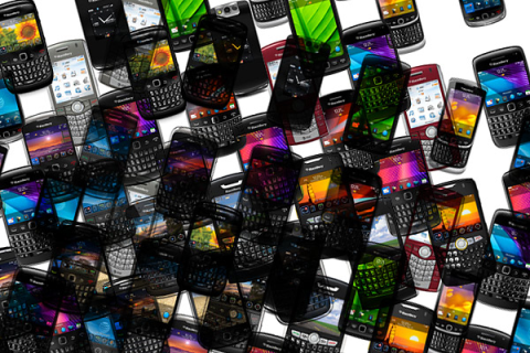 Blackberrys