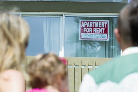 For Rent: Family apartment hunting