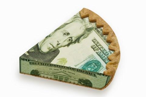 Dollar Pie