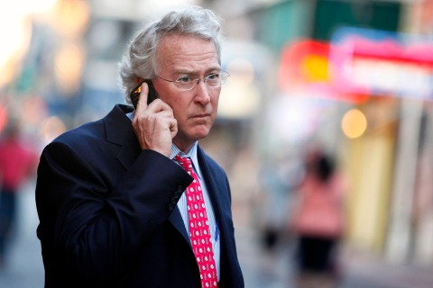 Chief Executive Officer, Chairman, and Co-founder of Chesapeake Energy Corporation Aubrey McClendon