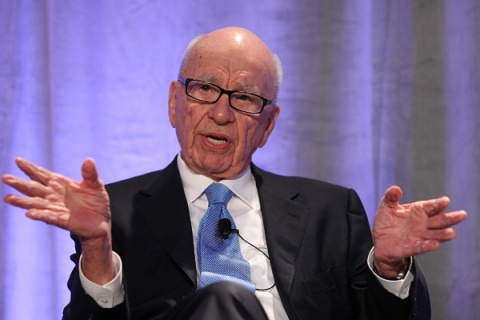FILE: News Corp. Considers Restructuring Into Two Publicly Traded Companies
