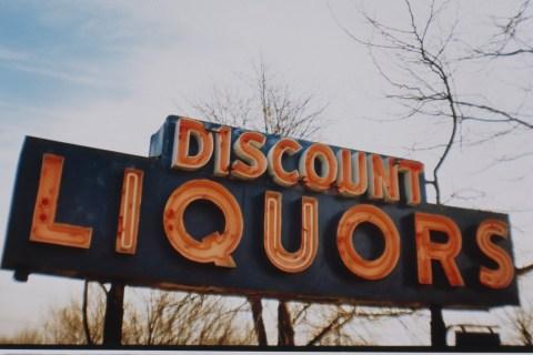Discount Liquors, liquor store
