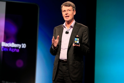 Key Speakers At The Blackberry World Conference