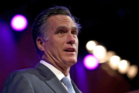 Mitt Romney Addresses American Legion National Convention