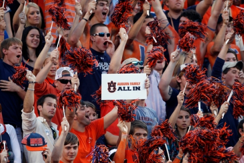 Florida Auburn Football