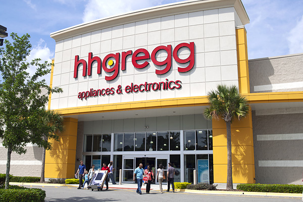 Hhgregg As Best Buy Shrinks Electronics Rival Expands Time Com