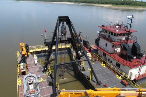Low Mississippi River