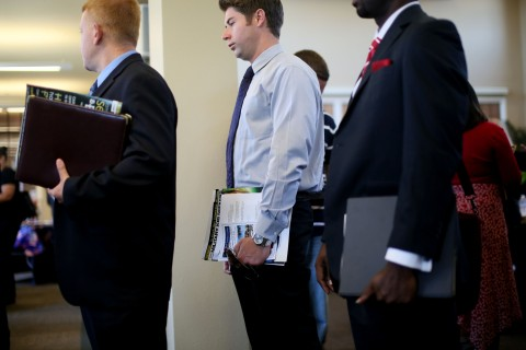 Unemployment Claims Drop Lower Than Predicted For August