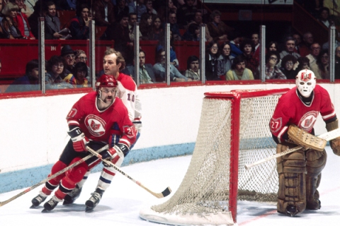 Cleveland Barons v Montreal Canadiens