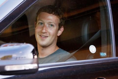 Facebook CEO Zuckerberg attends the Allen & Co Media Conference in Sun Valley, Idaho