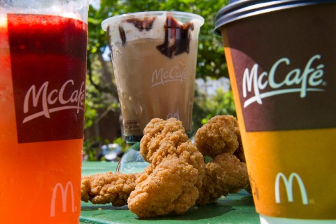 McDonald?s Profit Climbs 4.8% As New Menu Items Drive U.S. Sales
