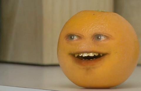image: Annoying Orange