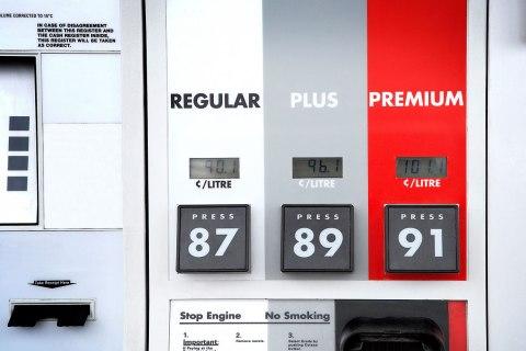 image: Gas pump