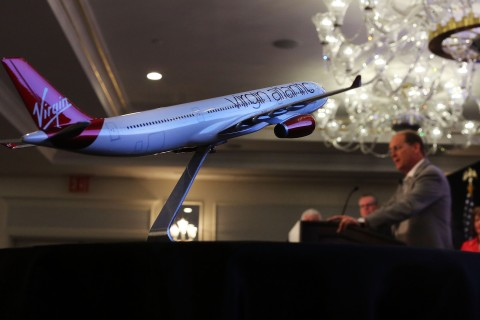 Delta Air Lines and Virgin Atlantic To Form Joint Venture
