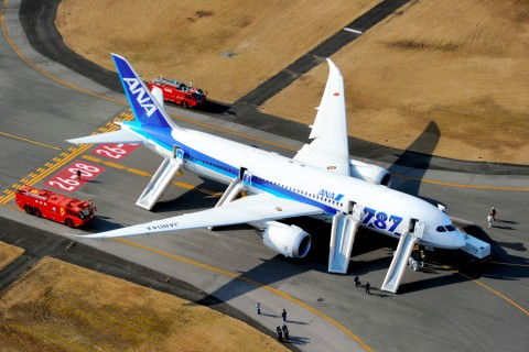 Boeing 787 Makes Emergency Landing