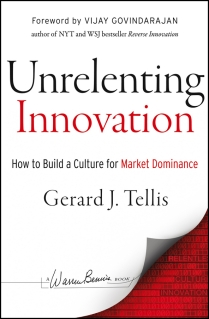 Unrelenting Innovation book cover