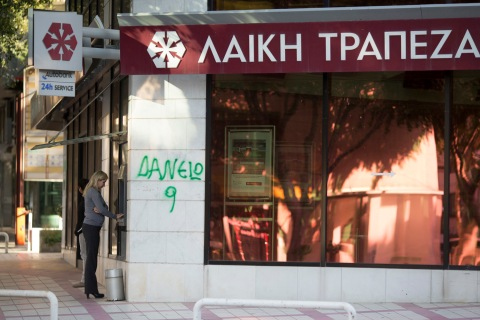 Reaction As Banks And Economy Come Under Pressure In Cyprus