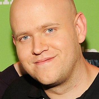 Daniel Ek, Spotify