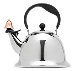 Tea Kettle Resembles Hitler