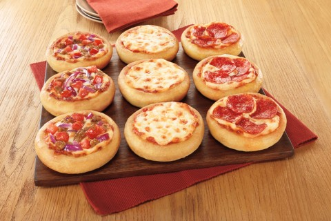 PIZZA HUT PIZZA SLIDERS
