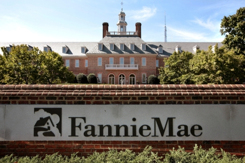 Fannie Mae headquarters in northwest Washington, D.C.