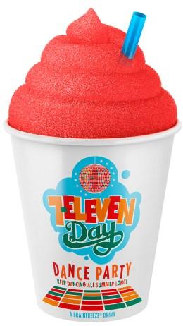 Small 7E Day Slurpee Cup