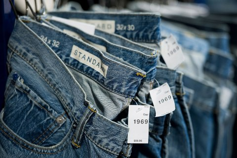 Gap Price Tags