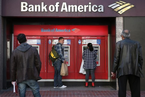 Bank Of America's First Quarter Profits Fail To Meet Analysts' Expectations
