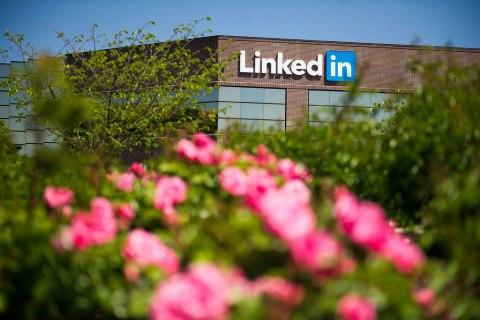 LinkedIn Corp. Chairman Reid Hoffman Interview