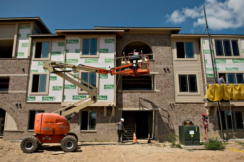 Housing Starts In U.S. Rise On Multifamily Properties