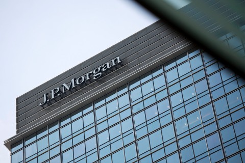 Views Of JPMorgan's Asia Pacific Headquarters As Bribe Probe Said to Expand in Asia