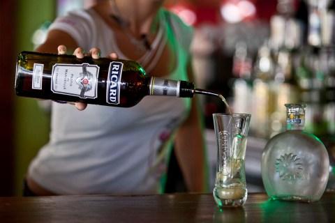 Inside A Pernod-Ricard SA Bottling Plant