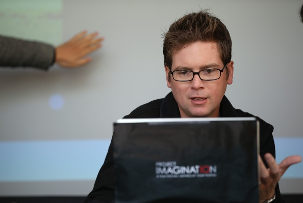Twitter Co-Founder Biz Stone Takes Part In Project Imagination Event
