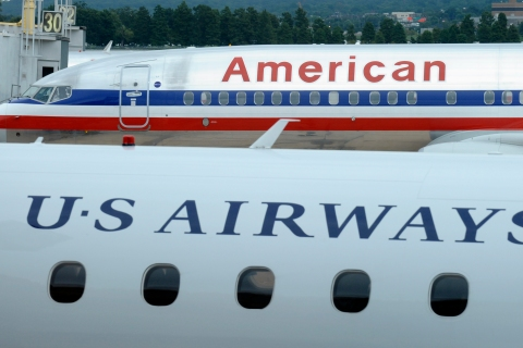 Airline Merger Settlement