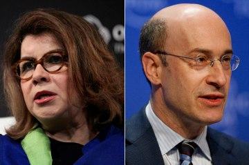 Carmen Reinhart & Kenneth Rogoff