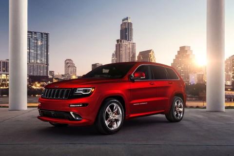 top10-cars-Jeep Grand Cherokee