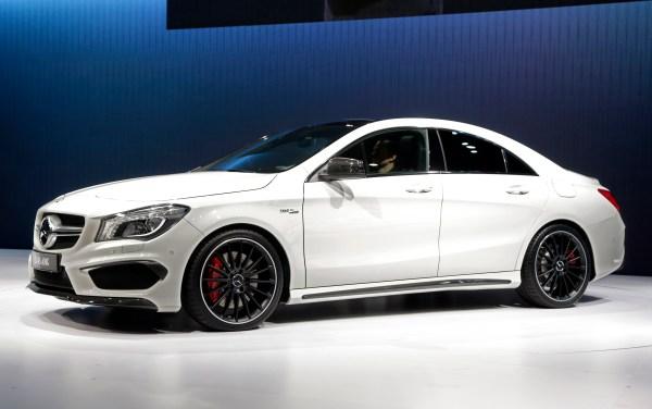 Mercedes Benz CLS 45 AMG