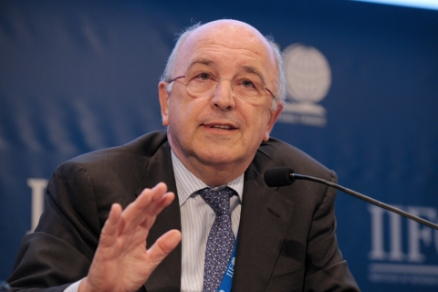 European Union Competition Commissioner Joaquin Almunia