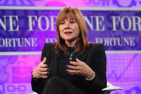 Mary Barra GM General Motors