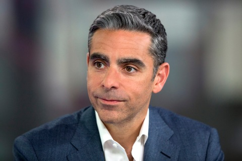 David Marcus, president of PayPal, had his credit card information stolen while in the United Kingdom.