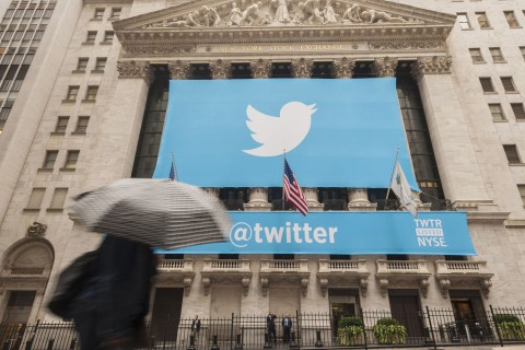 Twitter Sees Slow User Growth